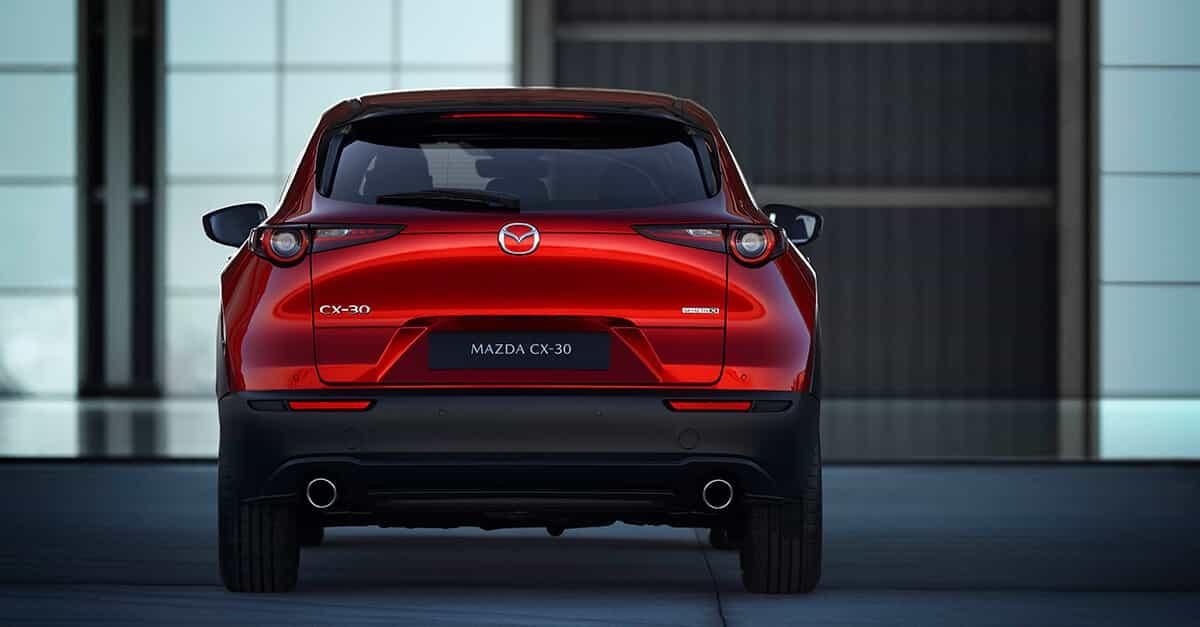 Mazda Cx 30 Koeajo