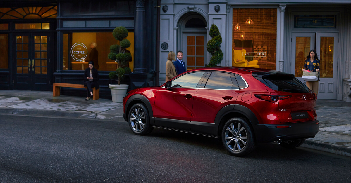 2019 CX30 Campaign SOM Reveal Bestofboth TW