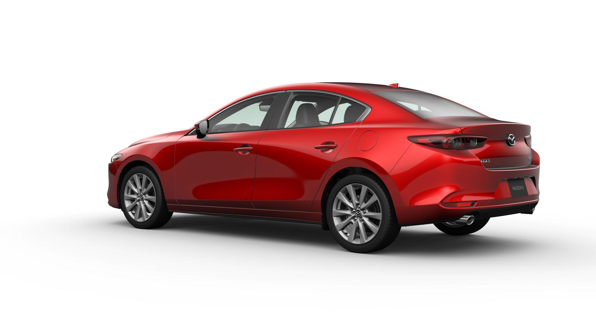 Mazda 3 Sport >> Taysin Uusi Mazda3