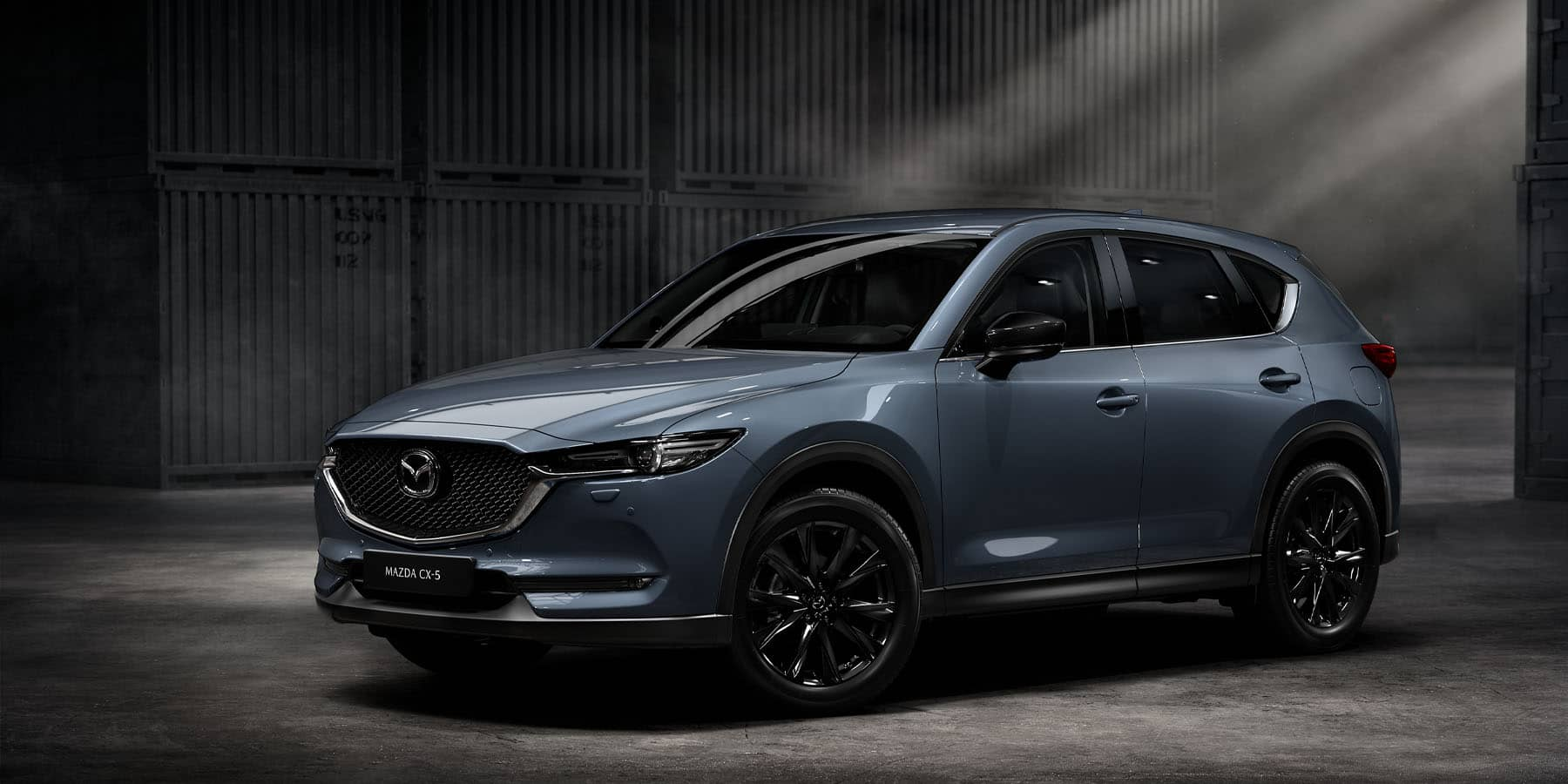 Mazda CX 5 Blackout Exterior Min